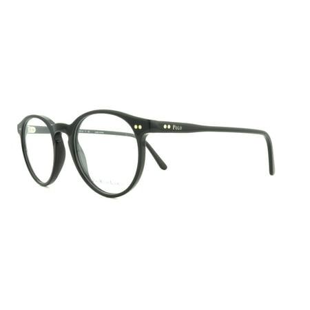 POLO Eyeglasses PH 2083 5001 Black (Polo Sun Glasses)