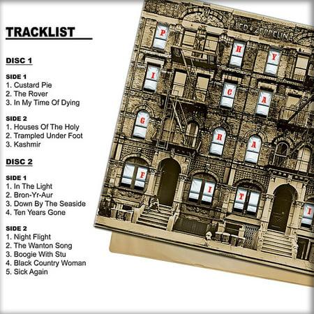 Led Zeppelin - Physical Graffiti - Vinyl