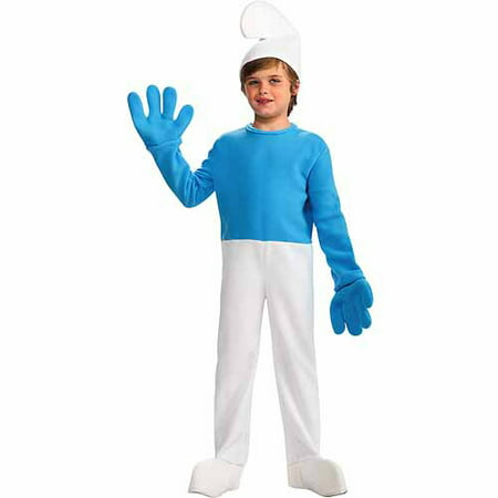 Deluxe Smurf Child Halloween Costume
