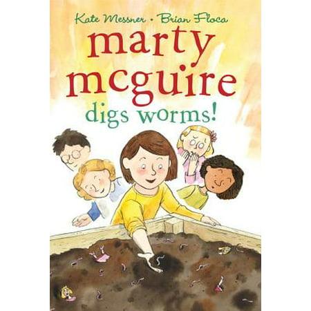 Marty McGuire Digs Worms! - eBook - Marty Mc