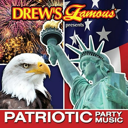 Drew's Famous Halloween Party Music Cd (Patriotic Party Music (CD))