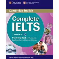 Complete Ielts Bands 4-5 Student's Book with Answers
