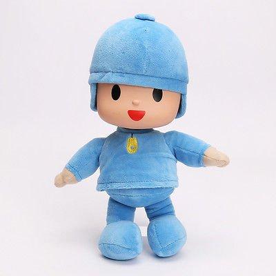 Cute Pocoyo Elly Pato Loula Plush Stuffed Figure Birthday Soft Toys Dolls - Birthday Stuff