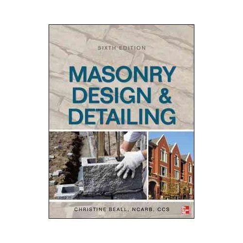 Masonry Design & Detailing