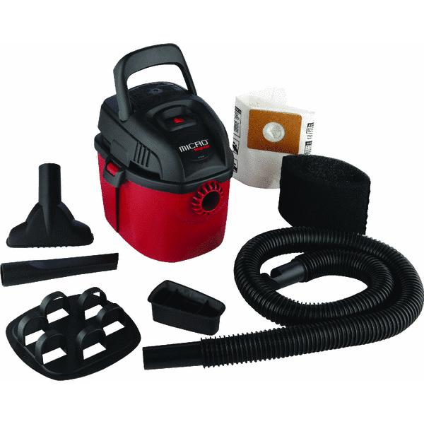 Shop Vac Micro 1 Gallon Wet/Dry Vacuum