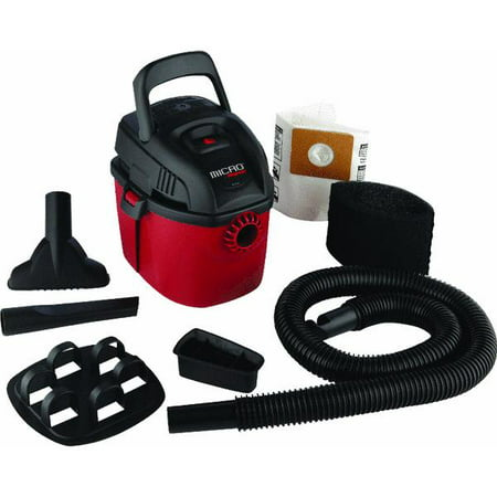 Shop-Vac Micro 1 Gallon 1.0 Peak HP Wet/Dry Vac