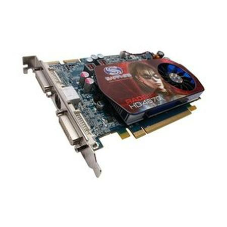 SAPPHIRE 100255L SAPPHIRE 100255L Radeon HD 4670 512MB 128-bit GDDR3 PCI Express 2.0 512mb Pci Express Graphics Adapter