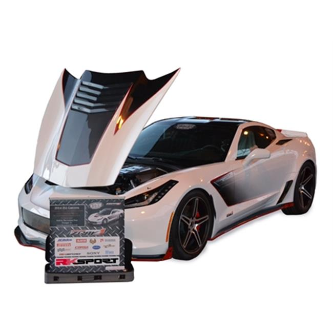 RKSport Chevy 52011000 C7 Extractor Hood, 2014 UP Chevy C...