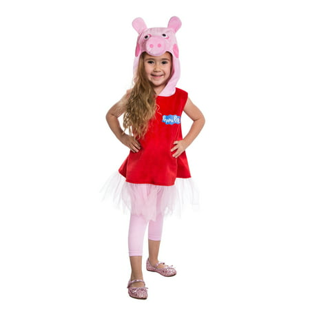 Peppa Pig Ballerina Costume - Peppa Pig Costume For Toddlers