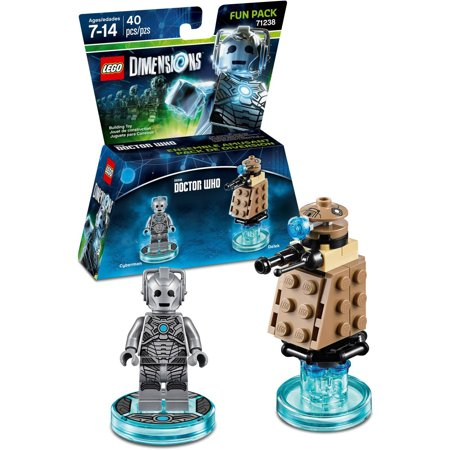 LEGO Dimensions Dr Who Cyberman Fun Pack (Universal)
