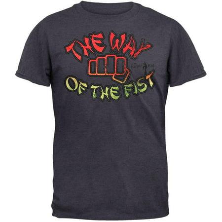 - Karate Kid - Way Of The Fist Soft T-Shirt