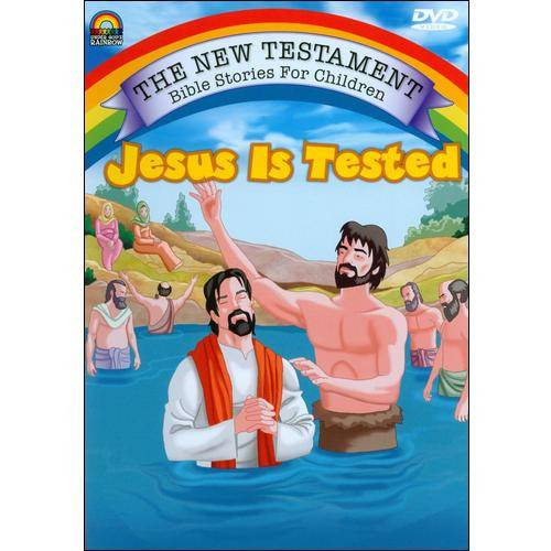 Image of New Testament Bible Stories For Children: Jesus Is Tested