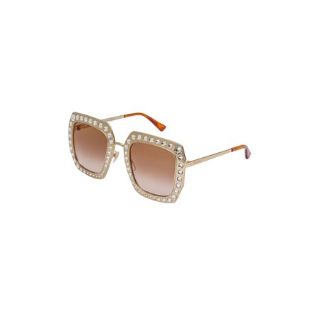 470a49c9a16 Gucci Sunglasses Gg 0115 S- 002 Gold Brown - image 1 of 1 ...