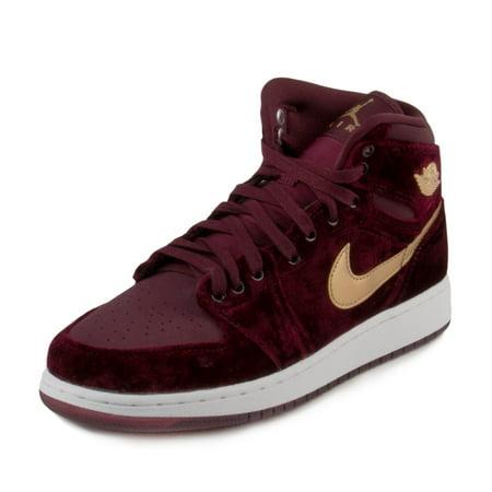 Nike Jordan 1 maron