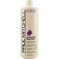Paul Mitchell Extra Body Daily Shampoo, 33.8 Oz