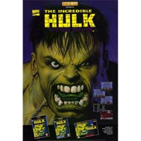 Posterazzi MOVEF3424 The Incredible Hulk Movie Poster - 27 x 40 in.