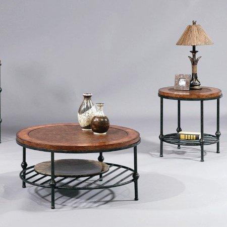 bassett mirror bentley coffee table set