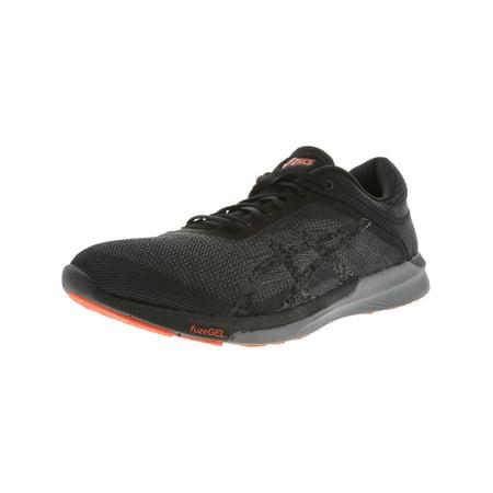 486d9a3955b1 Asics Men s Fuzex Rush Aqua Splash   Black Diva Blue Ankle-High Running  Shoe ...