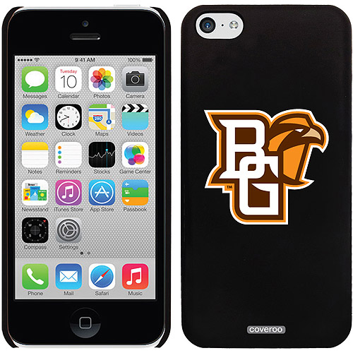 Coveroo Bowling Green Primary Mark Design Apple iPhone 5c Thinshield Snap-On Case