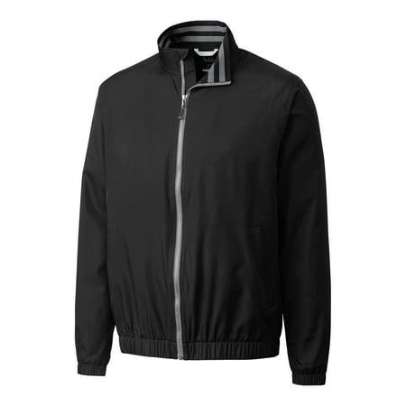 Cutter & Buck Men's Nine Iron Full Zip Golf Jacket - MCO09853 Cutter & Buck Golf Pullover