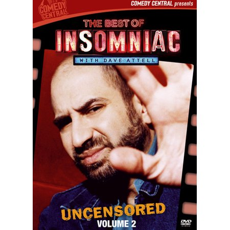 The Best of Insomniac With Dave Attell: Uncensored: Volume 2