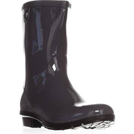 Womens UGG Australia Sienna Mid-Callf Rain Boots, Nightfall ()