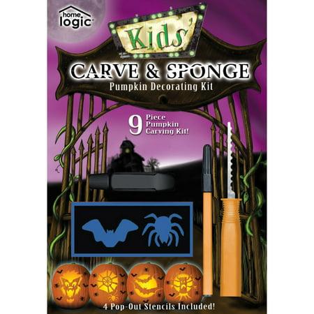 Halloween Art And Crafts (Pumpkin Ultimate Scooper 20-Piece Set Halloween)