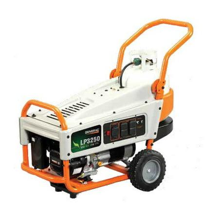 3250 Watt Propane Portable Generator, 50 State