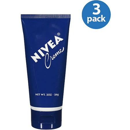 Nivea Moisturizing Creme, 2 oz (Pack of 3)