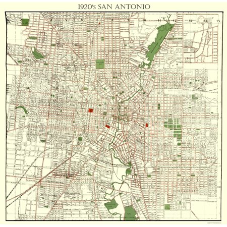 Old City Map - San Antonio Texas - Appler 1920 - 23 x 23.46 San Antonio City Map on bandera city map, lewisville city map, north dallas city map, seattle city map, port st lucie city map, texas map, boston city map, bexar county zoning map, st george city map, minneapolis st paul city map, alamo heights city map, albuquerque city map, santa fe city map, schertz city map, lockhart city map, cabo san lucas city map, greater phoenix city map, richardson city map, el centro city map, pierre city map,