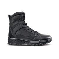 "5.11 Men's Fast-Tac Waterproof 6"" Hiking Military and Tactical Boot, Black, 9 Regular US"