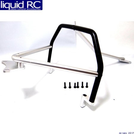 Hot Racing LCF11208 Silver Aluminum Inner Roll Cage Lcg Sl (Rally Roll)