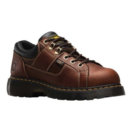 Martens Saxon 6 Eye - Dr. Martens Work Gunby IM Steel Toe PC 6 Eye Industrial Shoe