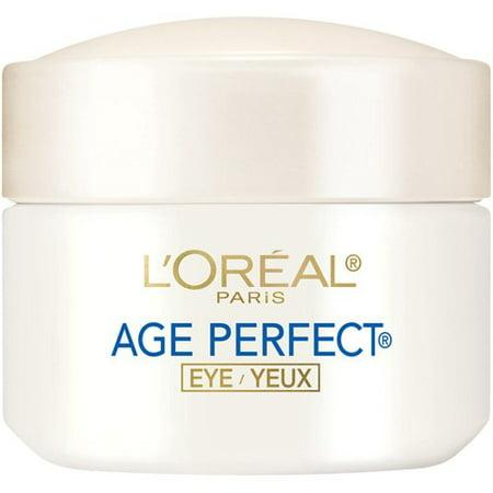 L Oreal Paris Age Perfect Anti-Affaissement et Ultra-Hydratante Crème contour des yeux pour peau mature, 0,5 oz