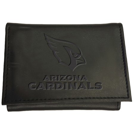 - Arizona Cardinals Hybrid Tri-Fold Wallet - Black - No Size