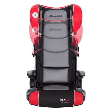 2 In 1 Folding Booster Car Seat Baby Safety Travel High Back Portable Riley New