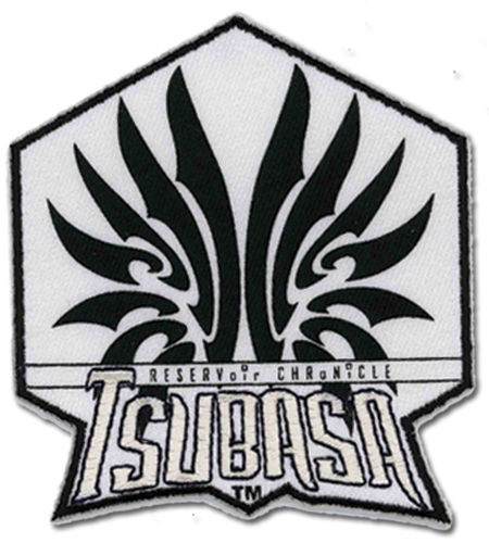 Patch - Tsubasa - New Wing Logo Iron On Gifts Toys Anime Licensed ge7288