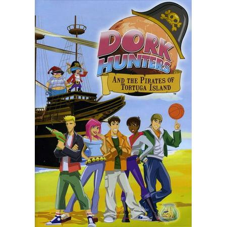 Dork Hunters and the Pirates of Tortuga Island (DVD)