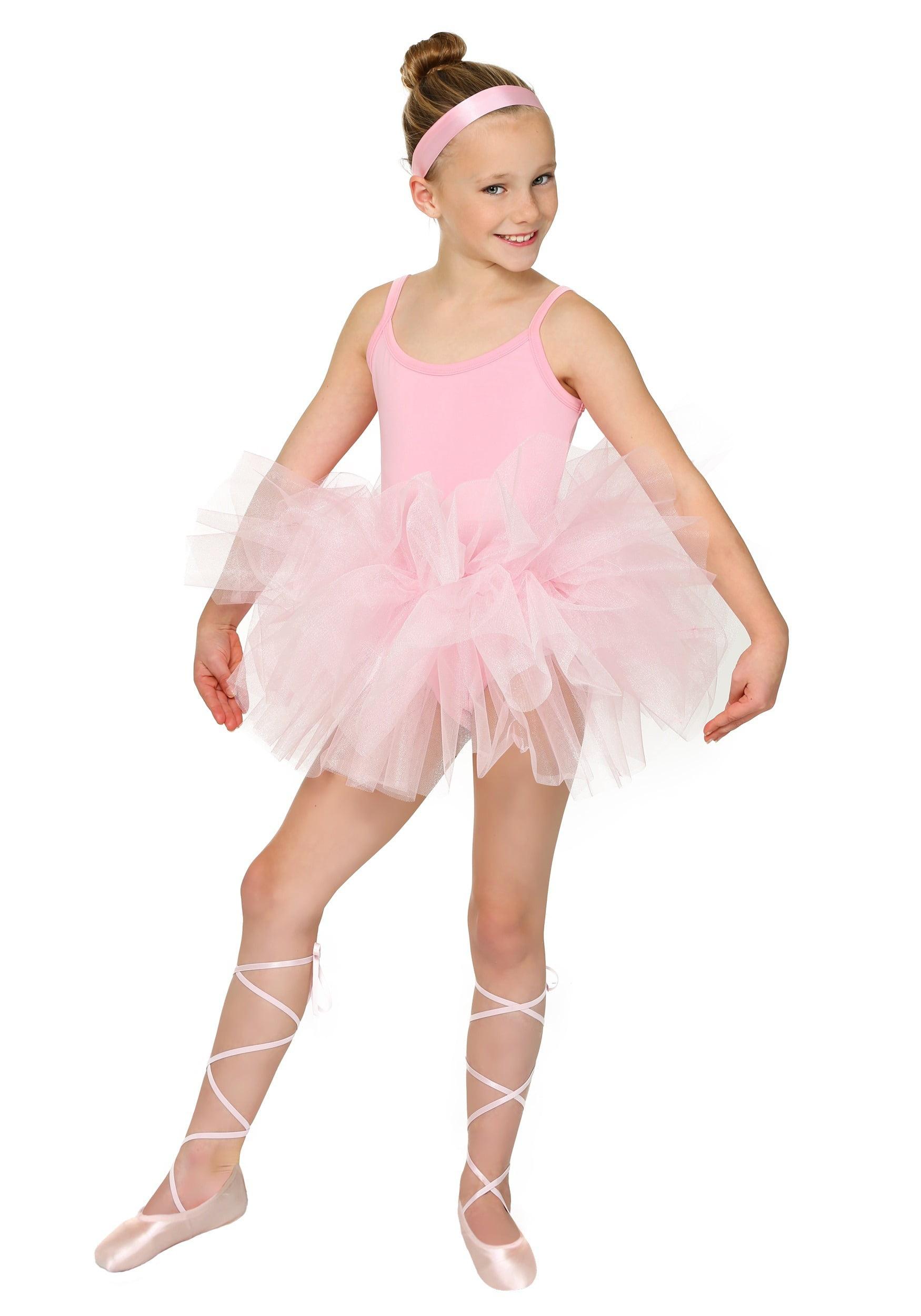 106991cf544f Child Classic Ballerina Costume - Walmart.com