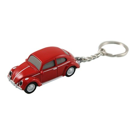 Dreams Volkswagen VW Classic Beetle Keychain Keylight Flashlight