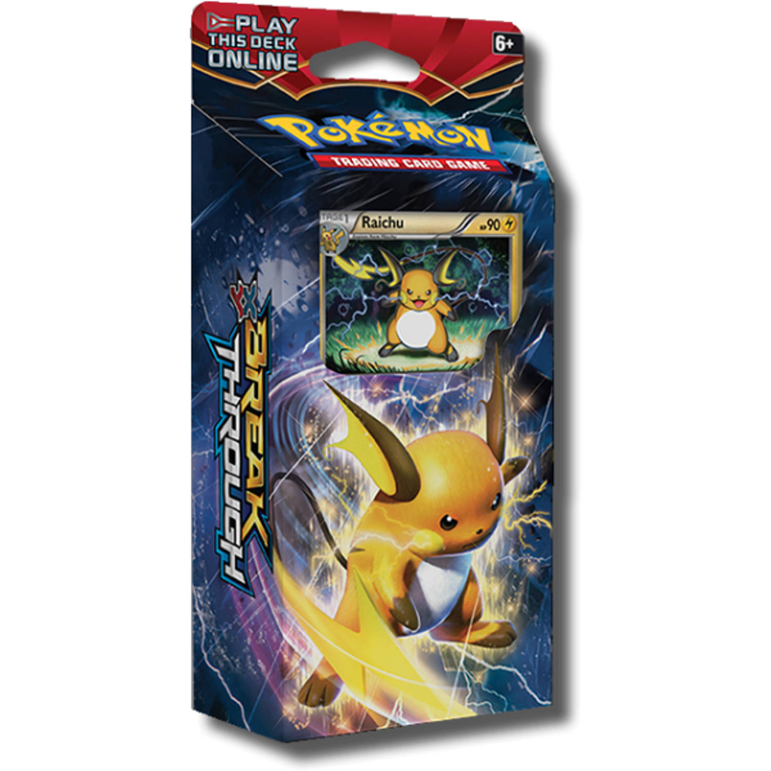 Pokemon XY8 BREAKThrough Deck