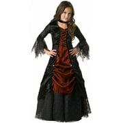 Gothic Vampira Child Halloween Costume