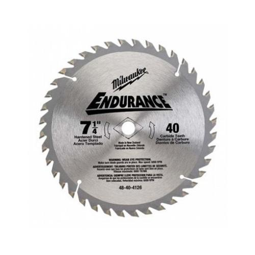 Milwaukee Electric Tool - 48-40-4520 - Milwaukee 48-40-4520 8-Inch 50-Tpi Durable Metal Cutting Circular Saw Blade