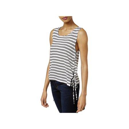Jack Victor Stripe Suit - jack womens striped side tie tank top