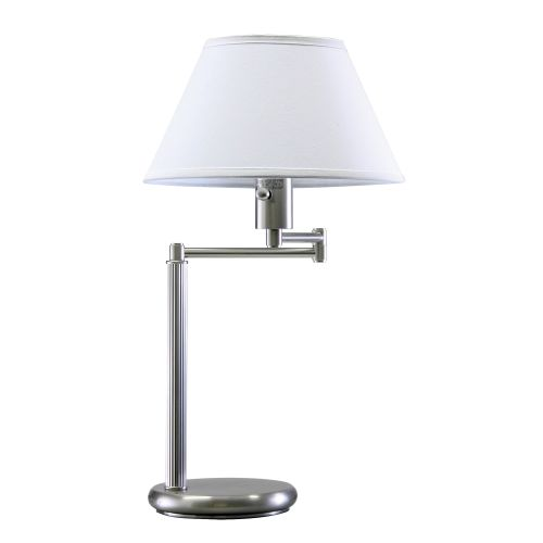 House of Troy D436 Home/Office 1 Light Title 20 Compliant Swing Arm Table Lamp