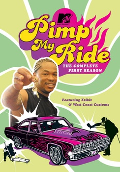 MTV Pimp My Ride: The Complete First Season (DVD) by MTV