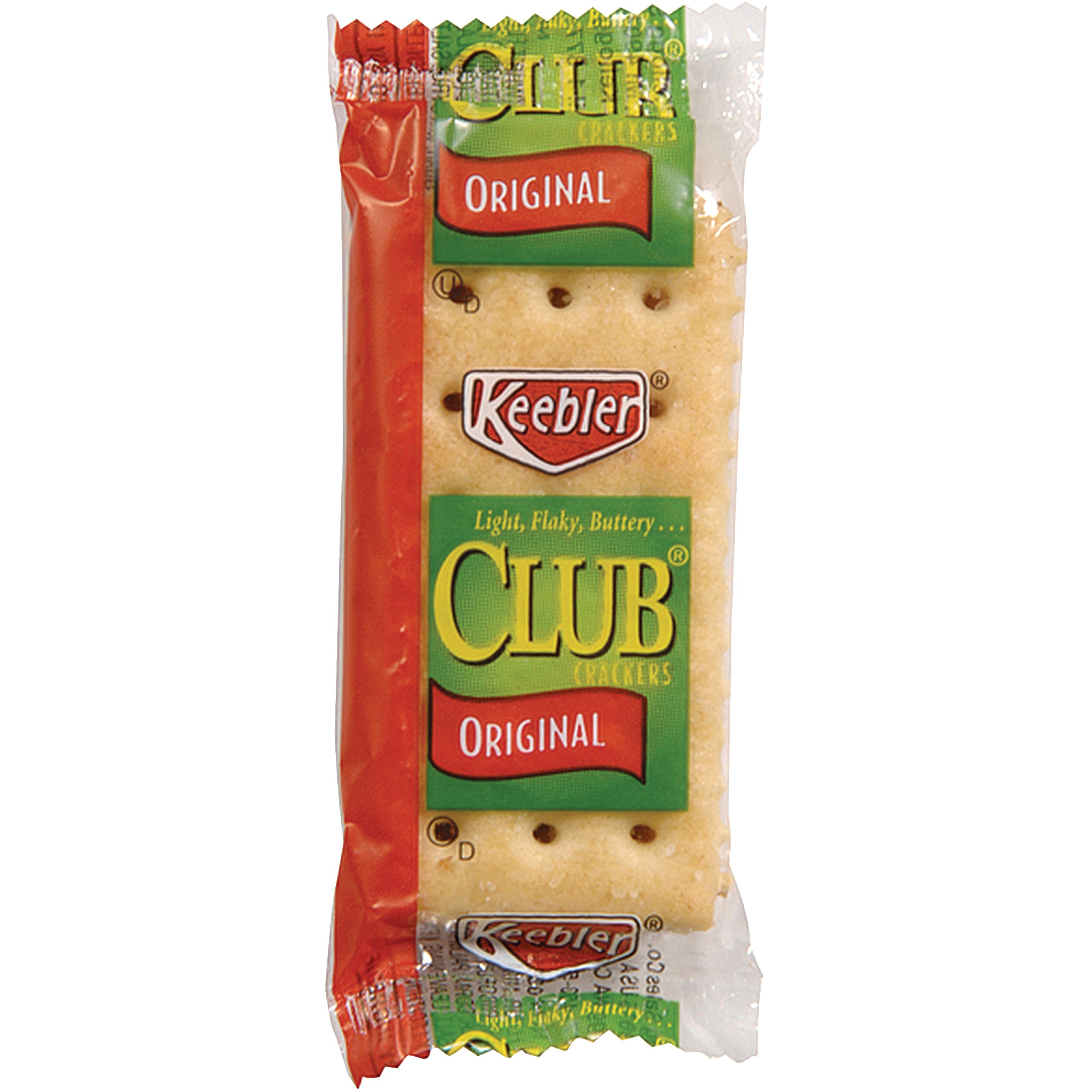 Keebler, KEB01032, Club Crackers Packets, 300 / Carton
