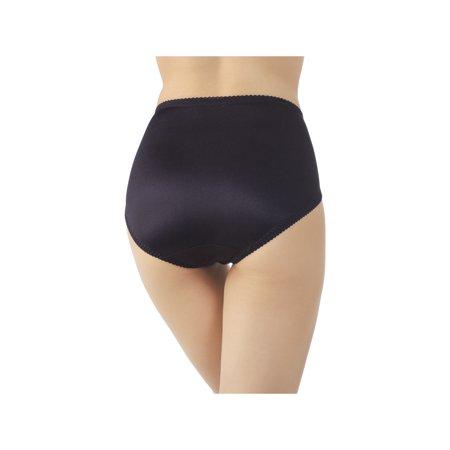 65203469888 Vassarette - Women s Undershapers Light Control Hi Cut Panties ...