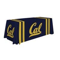 Victory Corps 810026CALB-002 6 ft. NCAA California Bears Dye Sublimated Table Throw - No.002