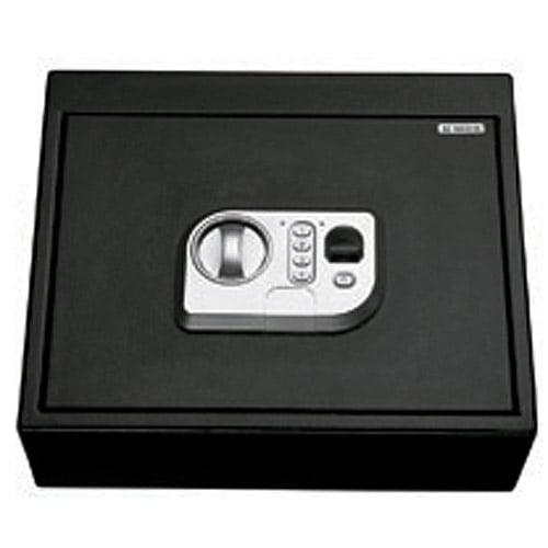 Stack-On Biometric Drawer Safe with Biometric Lock PS-5-B Black